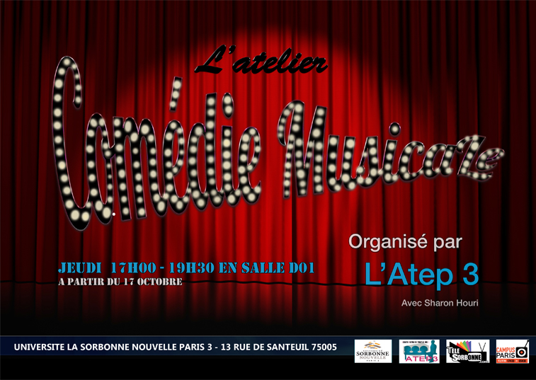 Comedie Musicale Comédie Musicale »